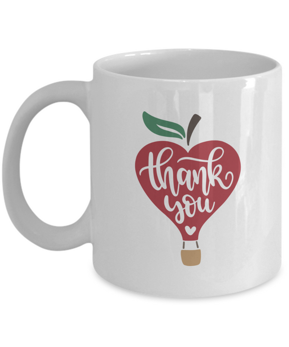 Thank You (version 3) - 11 Ounce Mug