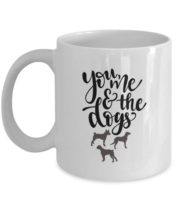 You Me & The Dogs - 11 Ounce Mug