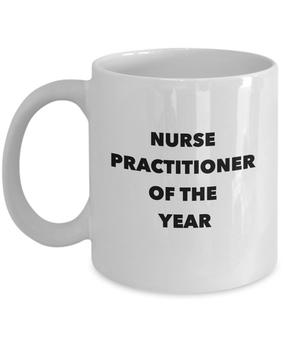 Nurse Practitioner of the Year - 11 Ounce Mug