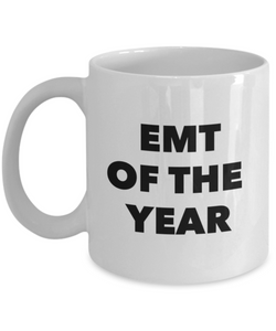 EMT of the Year - version 2 - 11 Ounce Mug
