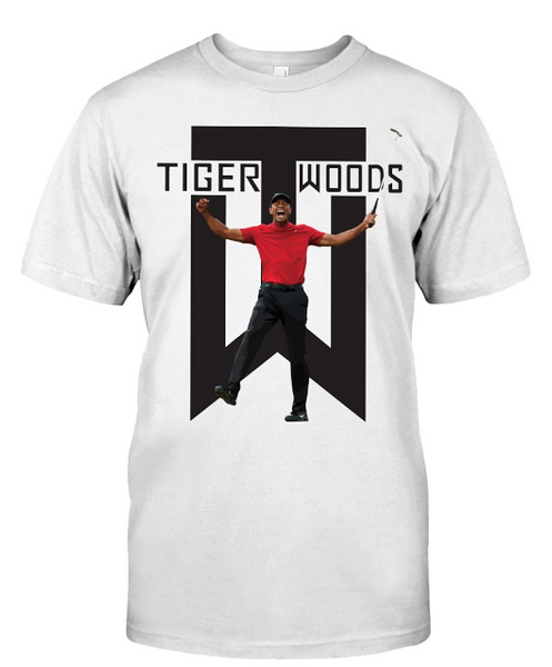 tiger woods shirt