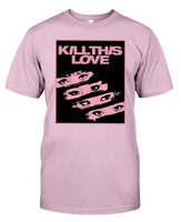 blackpink kill this love shirt