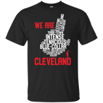 We are cleveland shirt