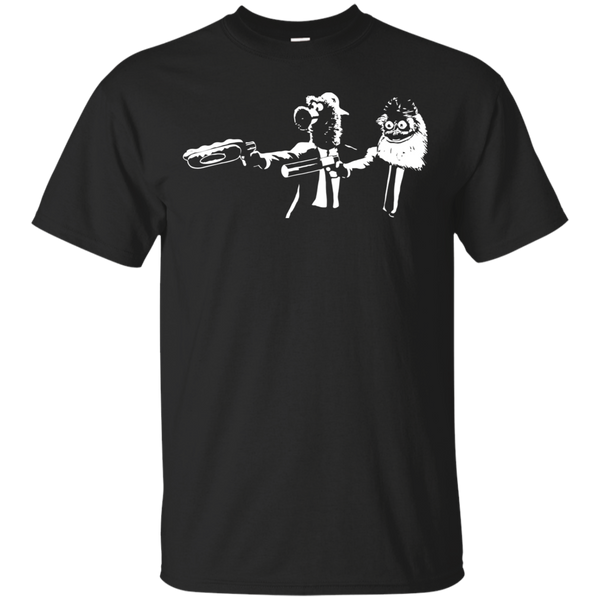Gritty phanatic pulp fiction shirt