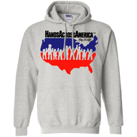 Hands across america shirt