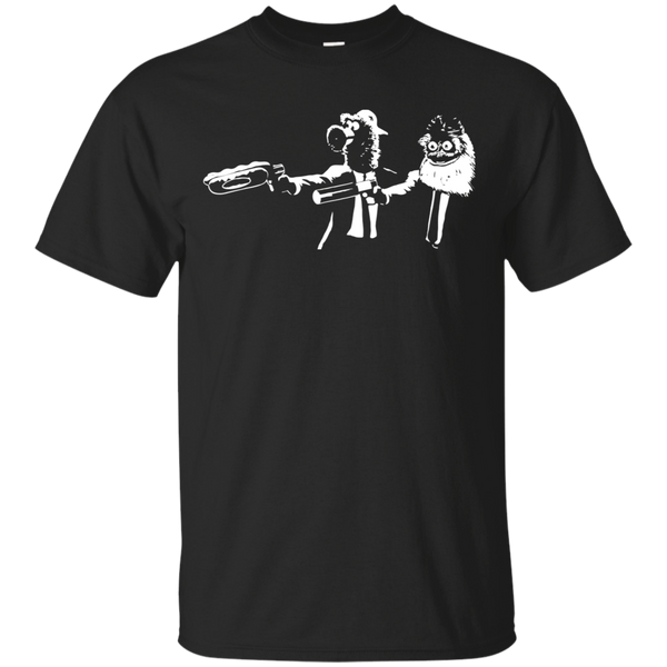 Gritty and phanatic pulp fiction shirt
