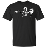 Gritty pulp fiction shirt