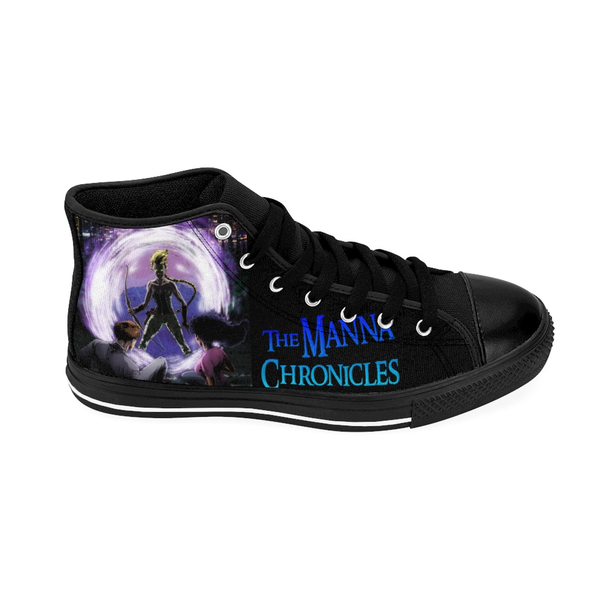 THROUGH the Dark Portal UNISEX Shoe