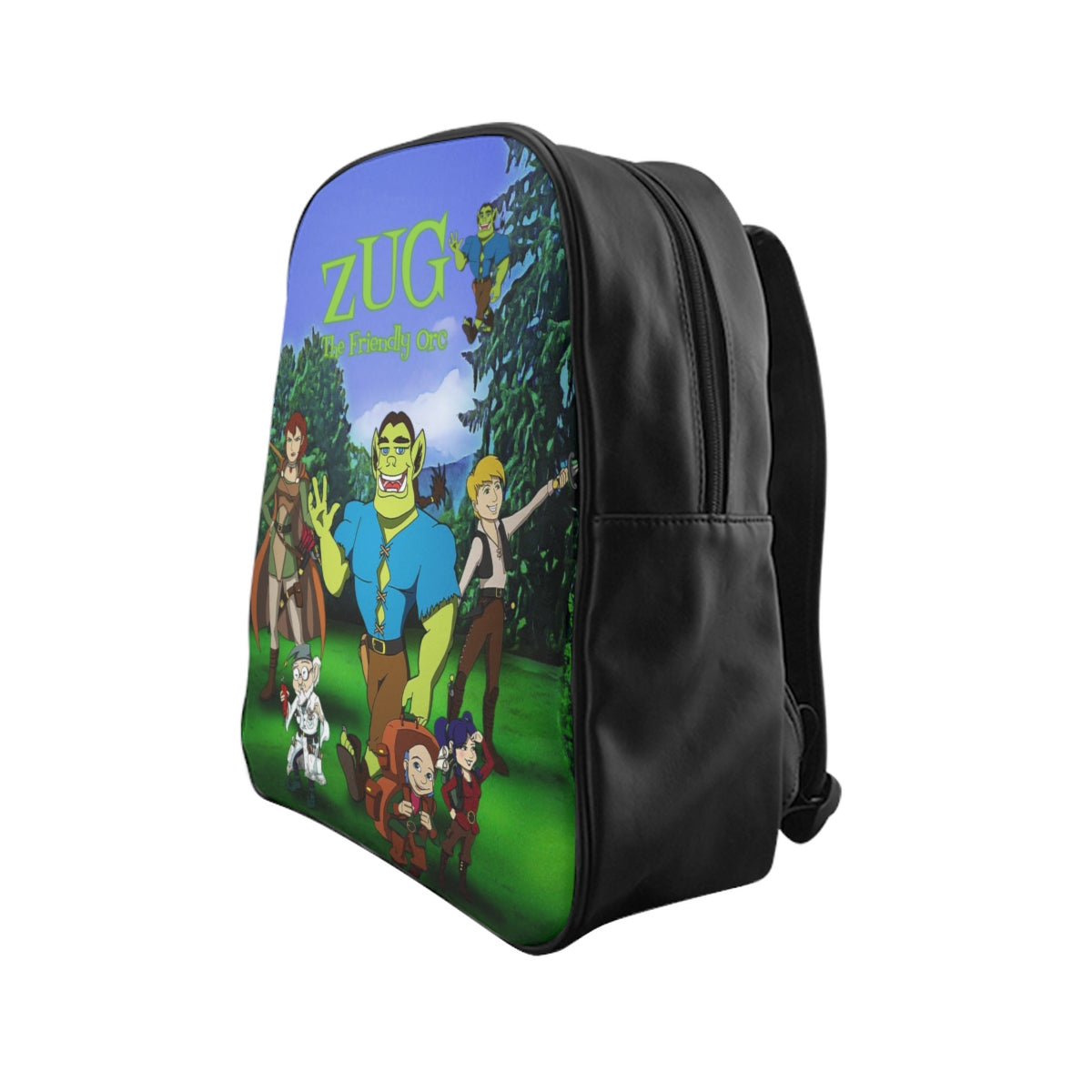 ZUG and friends KIDS Backpack!