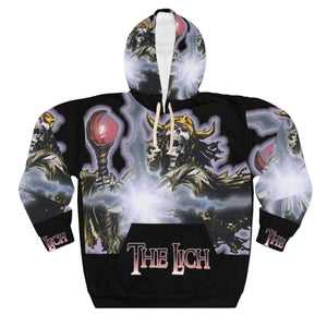 THE LICH Powers up! Hoodie
