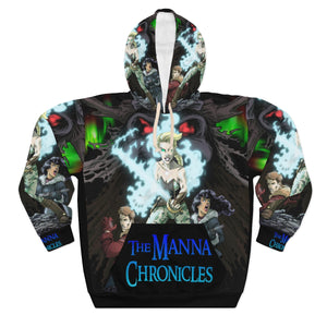 LAND of FIRE and ICE Hoodie