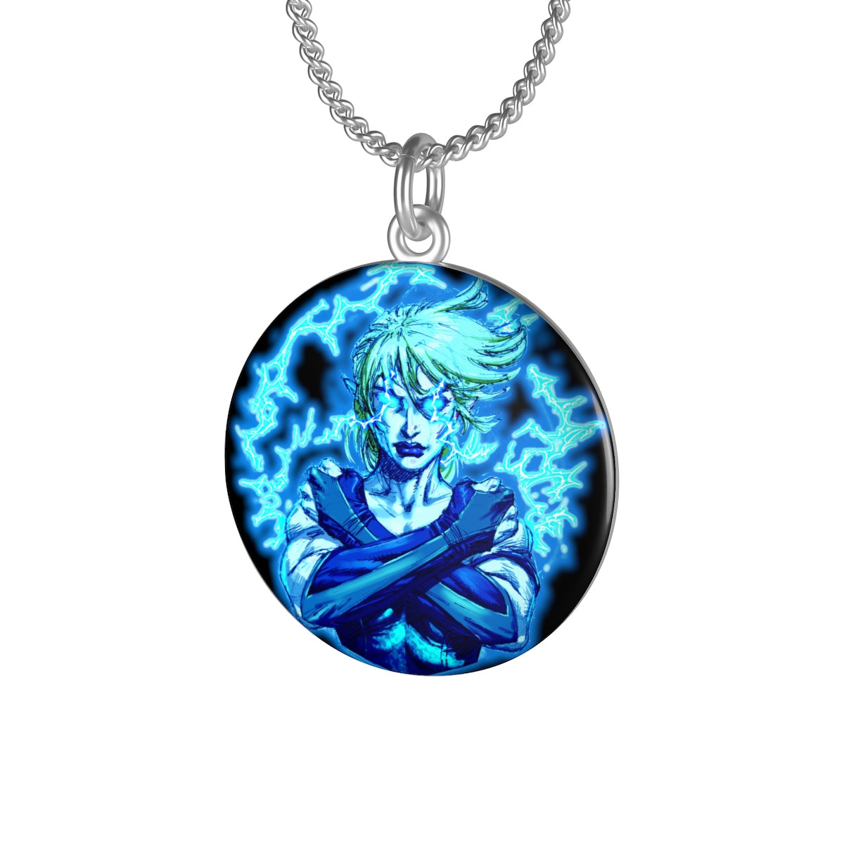 ARISTAR in Blue Necklace