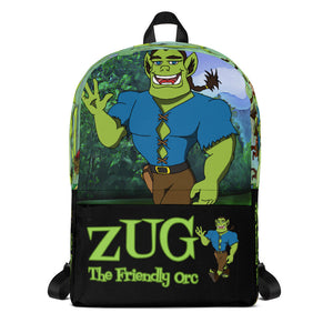 ZUG on a Backpack!