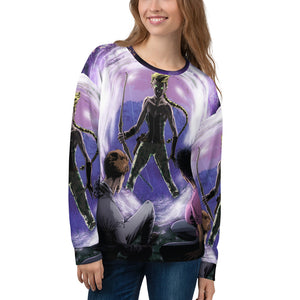 Through the Dark Portal sweatshirt