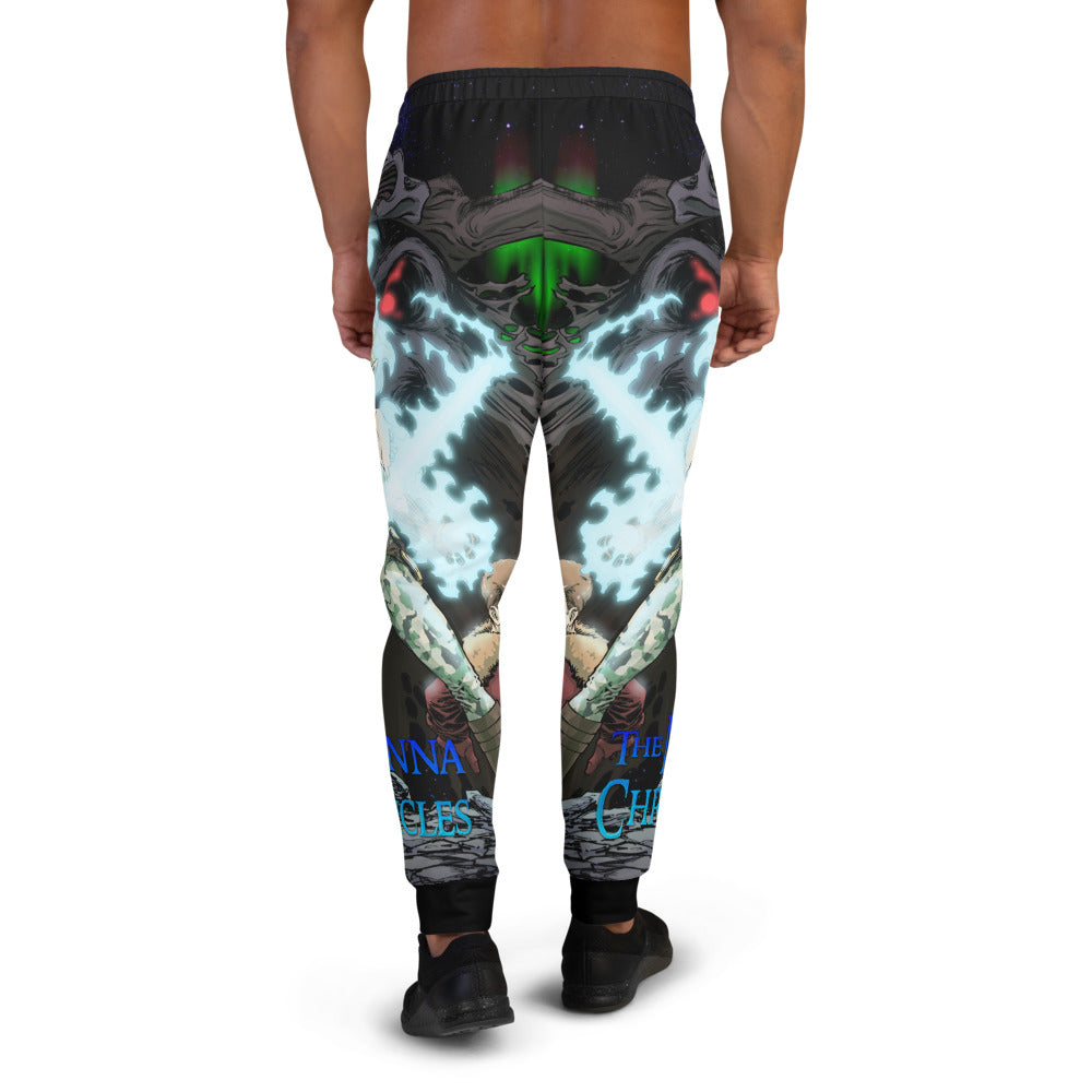 LAND of FIRE and ICE Men's JOGGER