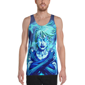 ARISTAR blue Tank Top