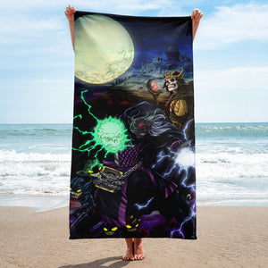 THE DARK MAGE TOWEL