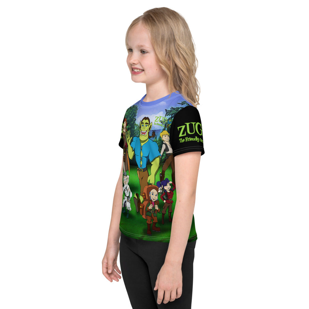 ZUG and friends Kids T