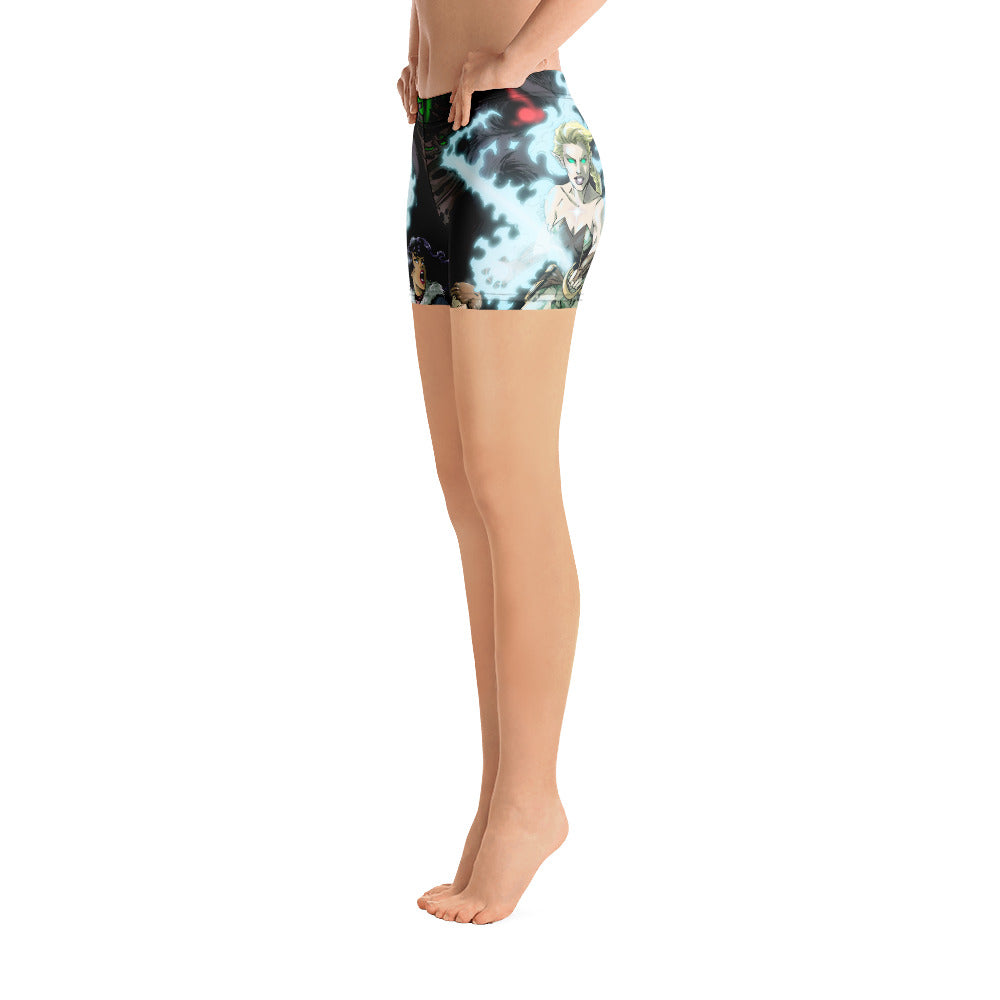LAND OF FIRE AND ICE Women's Shorts