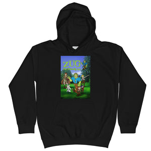 ZUG and friends hoodie