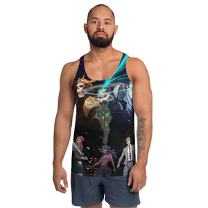 TMC ANIME art Tank Top