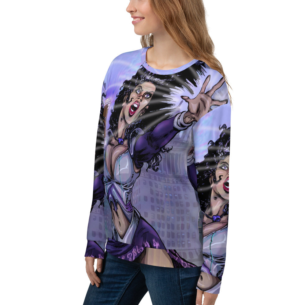 Sandra the MAGE sweatshirt