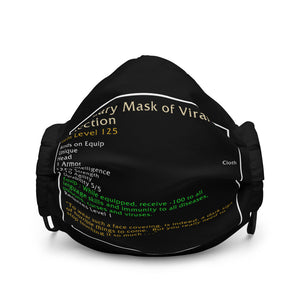 LEGENDARY VIRAL MASK