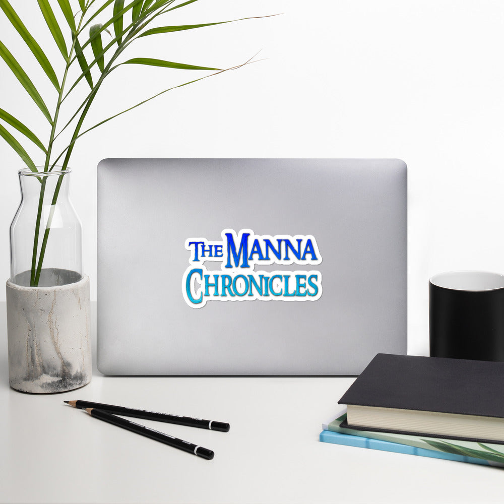 THE MANNA CHRONICLES title