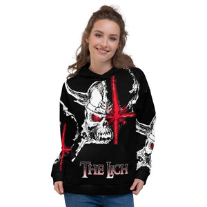THE LICH ALL over Unisex Hoodie