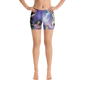 THE TRIFECTA Women's shorts