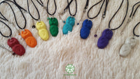 Goddess (Divine Feminine, Divine Mother) 8 piece Chakra necklace set