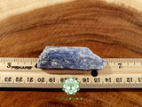 Blue Kyanite Blade large rough stone 2.3x.8x.2 inches (BK13)