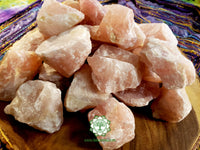 Rose Quartz from South Dakota XXL rough crystal 2.75-3.25 inches 5oz