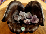 Amethyst small rough crystal 1-1.25 inches