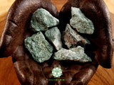 Fuchsite large rough crystal 1.75 inches