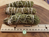 Medium Juniper smudge stick 4-5 inches