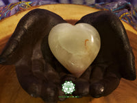 Pakistani Onyx Heart 2.75x2.75 inches (POH01)