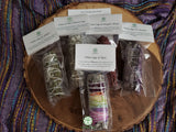 Love, Peace and Calming Sage Bundle 5 Pcs Set