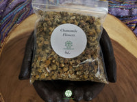 Chamomile Flowers loose herb 1 ounce