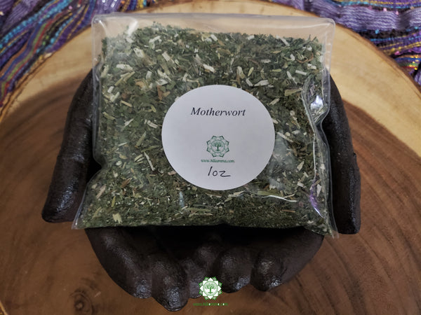Motherwort loose herb 1 ounce