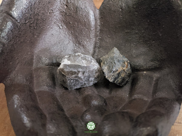 Smoky Quartz Small/Medium rough crystal 1.25 inches