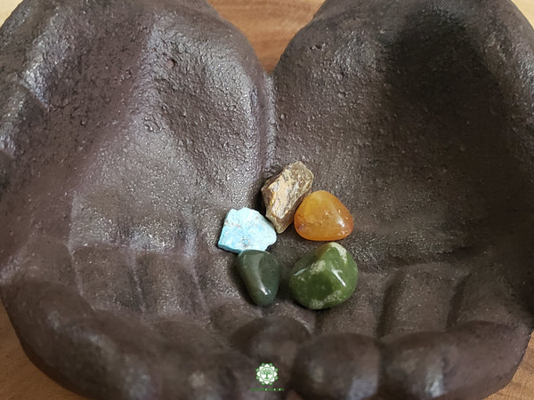 Wellness Crystals Set