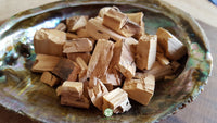 Palo Santo Holy Wood chunks (Burseara Graveolens)