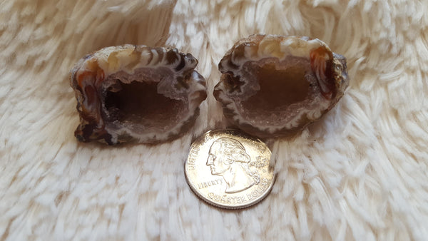 Occo Geode Pair (OGP22)