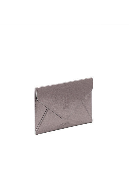 Poppin - Card Case / Gunmetal
