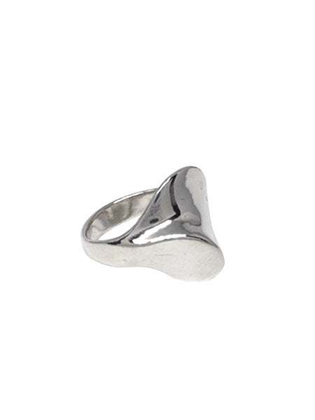 Vintage - Free Form Ring / Sterling Silver