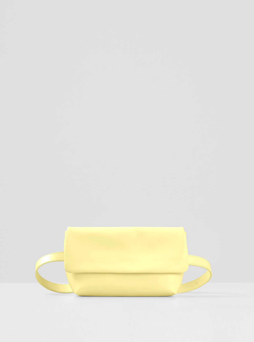 Vagabond - Copenhagen Leather Belt Bag / Citrus