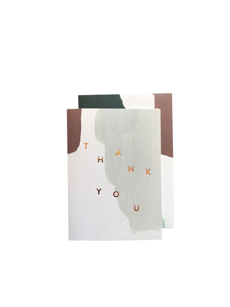 Moglea - Little Thank You Card