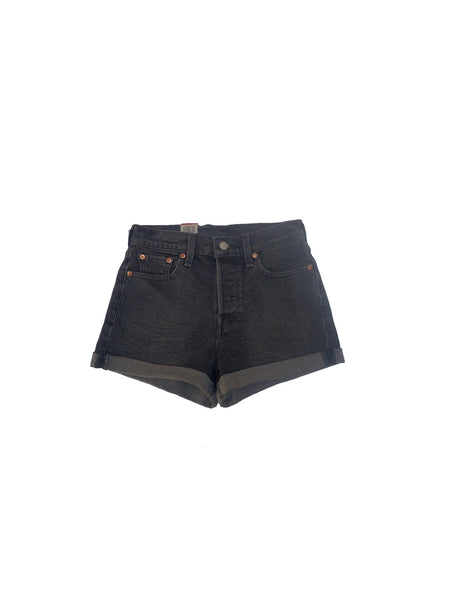 Levi's - Wedgie Short / Faded Black
