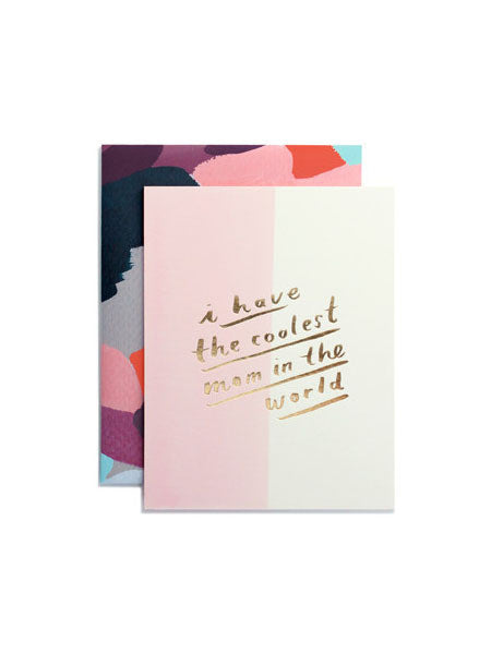 Moglea - Coolest Mom Card